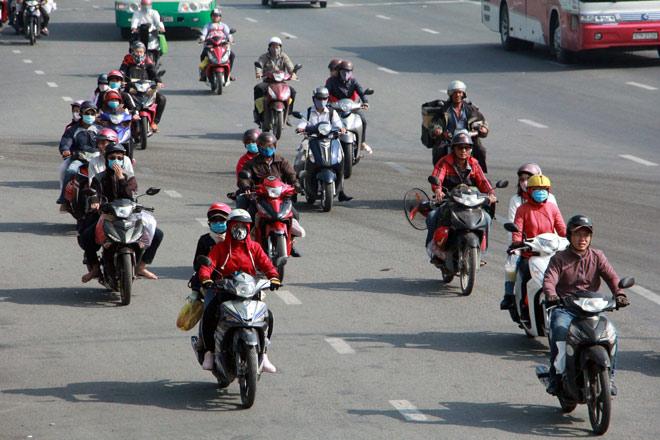 Người miền Tây rồng rắn rời Sài Gòn về quê đón Tết - hình ảnh 3