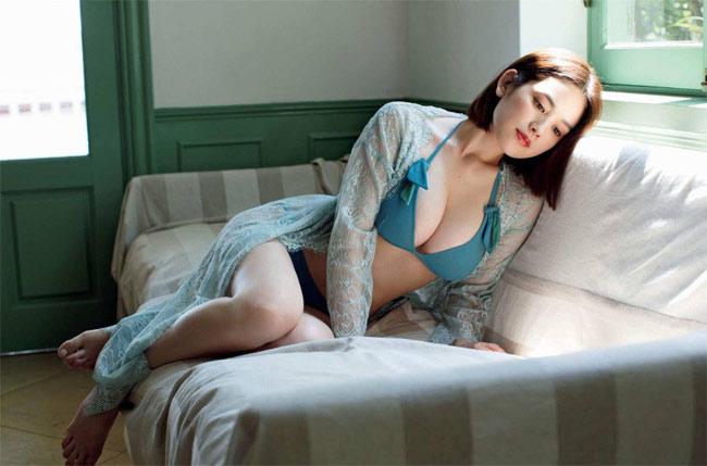 Đây là mỹ nhân tuổi Tuất sexy nhất Nhật Bản - hình ảnh 2