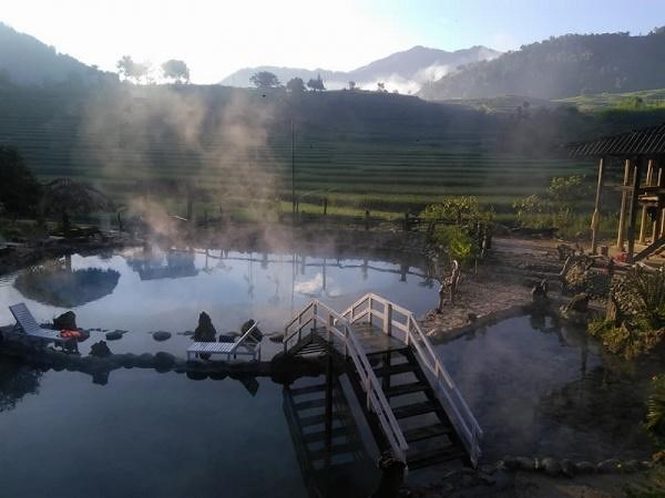 Tạm bỏ quên đời, thư giãn ở suối nước nóng đẹp quên lối về - hình ảnh 6