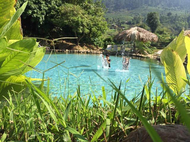 Tạm bỏ quên đời, thư giãn ở suối nước nóng đẹp quên lối về - hình ảnh 8