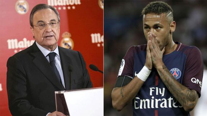 Đấu PSG ở Cúp C1, Real ra đòn độc: Gạ mua Neymar 500 triệu euro - 1