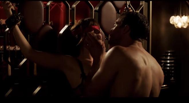 """Bí mật phía sau những cảnh nóng bạo nhất trong """"50 sắc thái"""" - hình ảnh 1"""