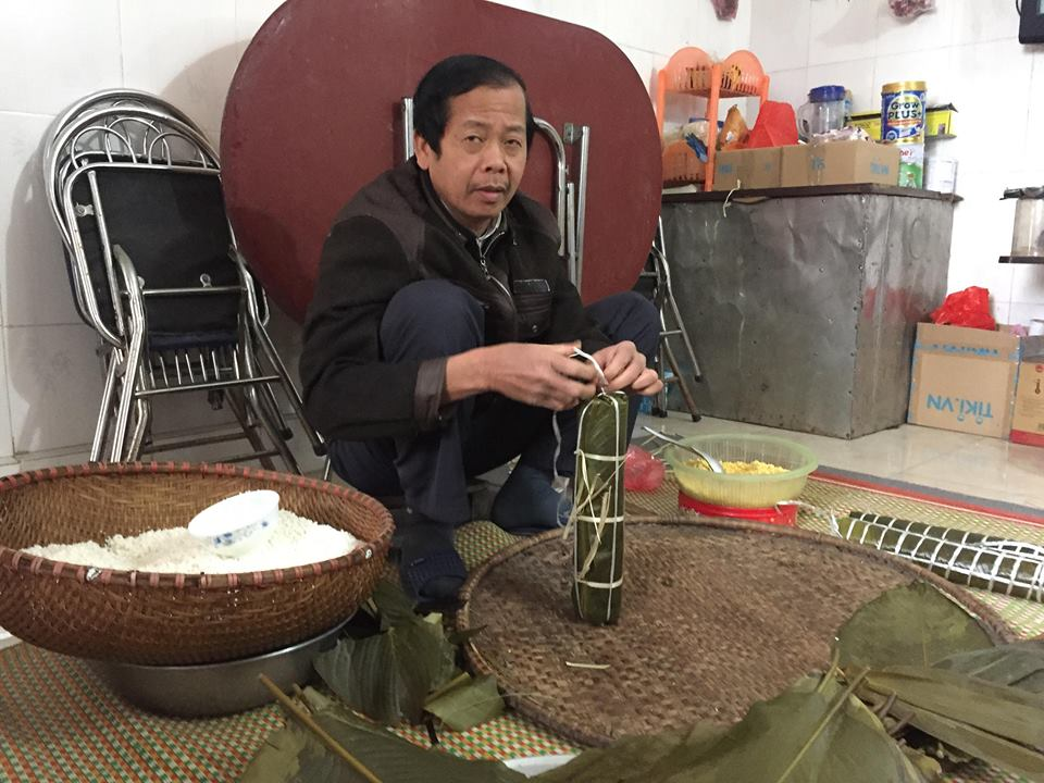 Dân làng Quan Độ phủ bạt lên nóc nhà đón Tết sau vụ nổ rung chuyển Bắc Ninh - hình ảnh 5