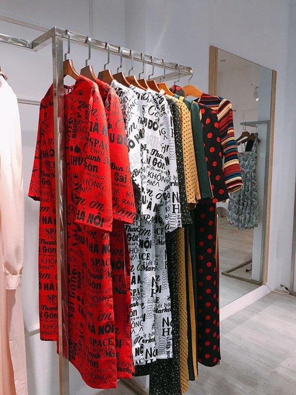 Hàng thời trang giảm giá chóng mặt ngày sát Tết - hình ảnh 3