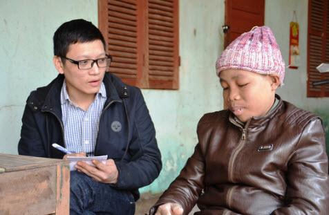 """Quặn lòng xóm """"Lương Sơn Bạc"""" ngày giáp Tết - hình ảnh 1"""