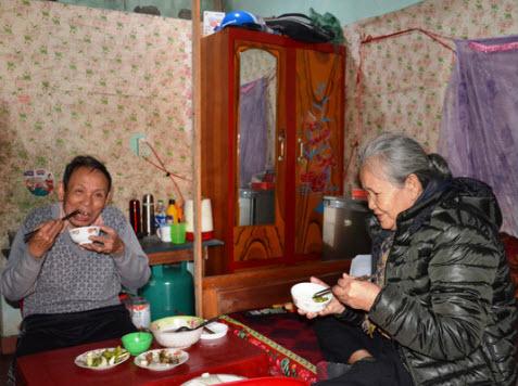 """Quặn lòng xóm """"Lương Sơn Bạc"""" ngày giáp Tết - hình ảnh 4"""