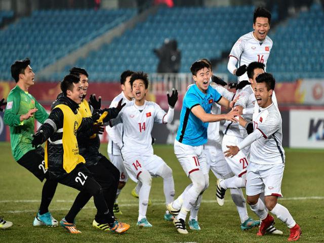 Cầu thủ U23 Việt Nam nhận tin cực vui trước Tết Mậu Tuất