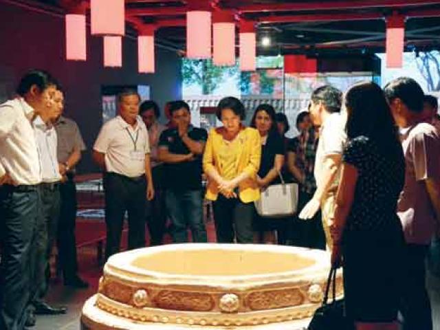 Dấu tích con đường tơ lụa huyền thoại còn sót lại ở Việt Nam