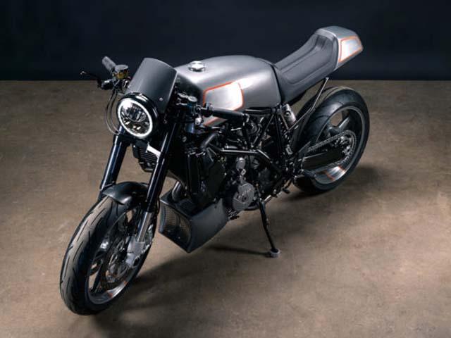 """KTM 990 Super Duke độ """"vô tiền khoáng hậu"""""""