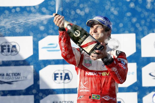 Đua xe Formula E: Đàn em trỗi dậy, tương lai mới của đua xe tốc độ - 1