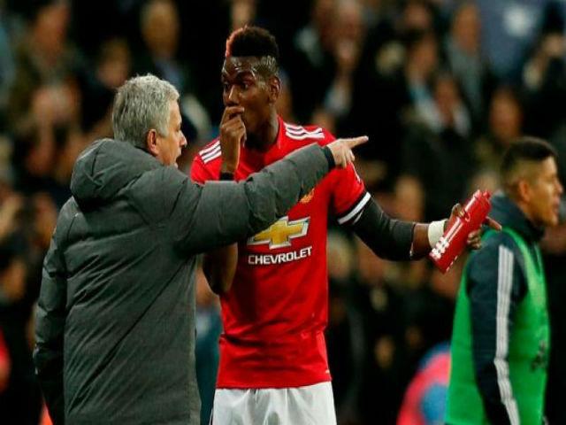MU: Pogba bị nghi không hạnh phúc, muốn đến Real, Mourinho phớt lờ