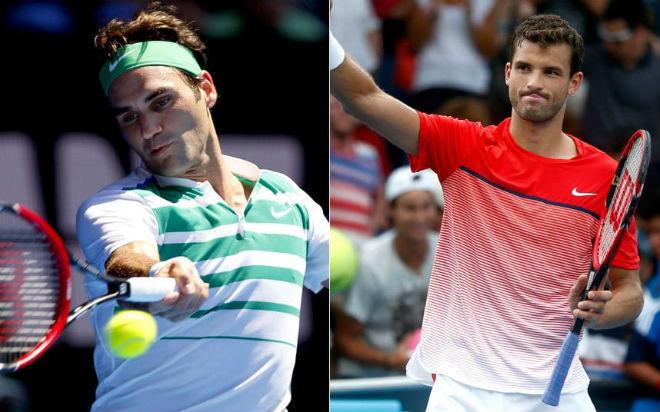 Federer - Dimitrov: Đỉnh cao thứ 97 vẫy gọi (CK Rotterdam Open) - 1
