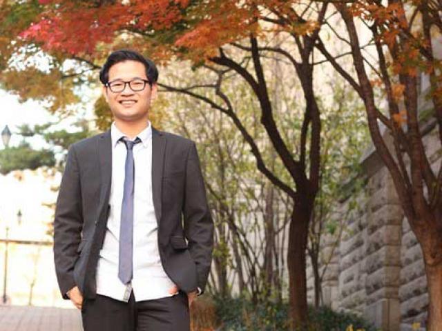 Nam sinh giành học bổng 40.000 USD tại Hàn Quốc hiện giờ ra sao?