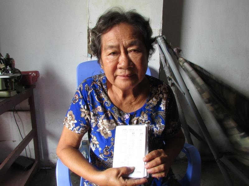 """Thần Tài gõ cửa miệt Vũng Thơm, """"lì xì"""" hơn 1 tỉ đồng - 1"""