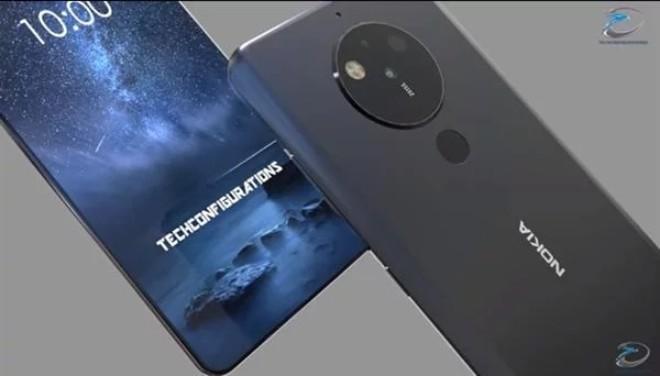 Ngắm Nokia 10 đẹp như mơ với 5 ống kính ở phía sau - 4