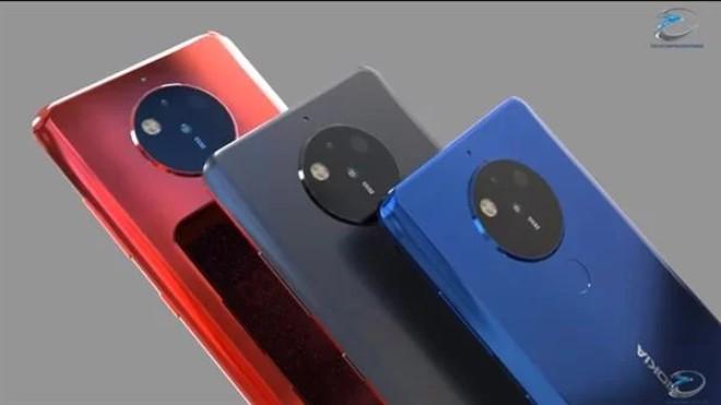 Ngắm Nokia 10 đẹp như mơ với 5 ống kính ở phía sau - 7