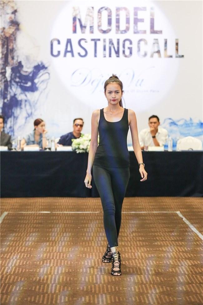 Nguyễn Thị Ngọc Châu sinh năm 1994, cao 1m74 đến từ Tây Ninh, cô là quán quânVietnam'sNext Top Model 2016 .