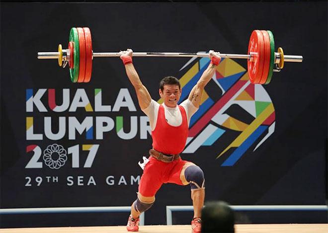Cử tạ Việt Nam có cửa cạnh tranh huy chương ở ASIAD 2018 - 1
