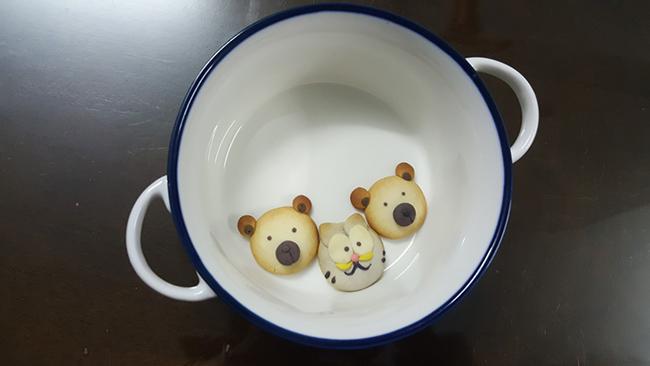 """Bánh quy """"nhìn là yêu"""" dễ làm mà cực ngon - 1"""