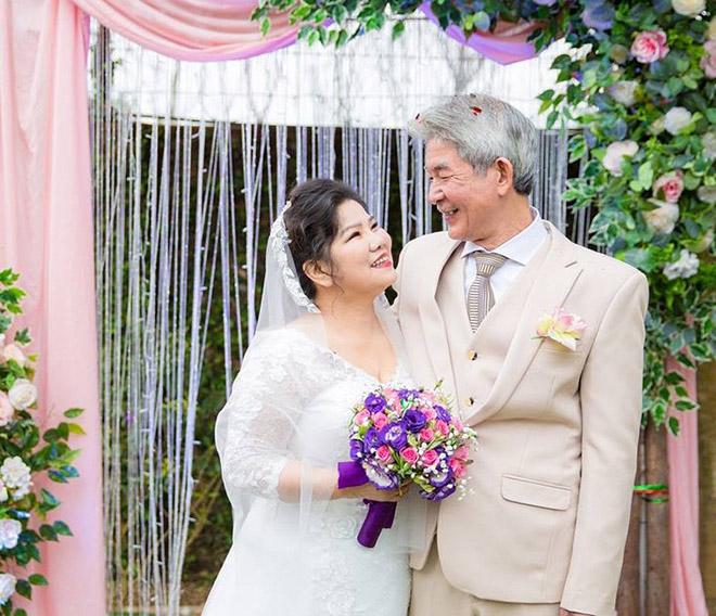 Cái Tết sau lần đầu mặc váy cưới ở tuổi 68 của NSND Thanh Hoa - 1