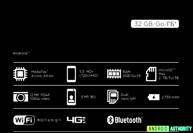 HTC Desire 12 giá rẻ sắp trình làng - 1