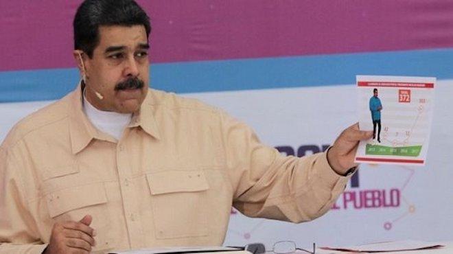 Venezuela chính thức ra mắt tiền ảo quốc gia - 1