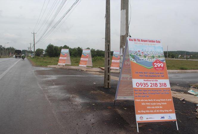 Dự án sân bay Long Thành: Trình phương án bồi thường đất mới nhất - 1