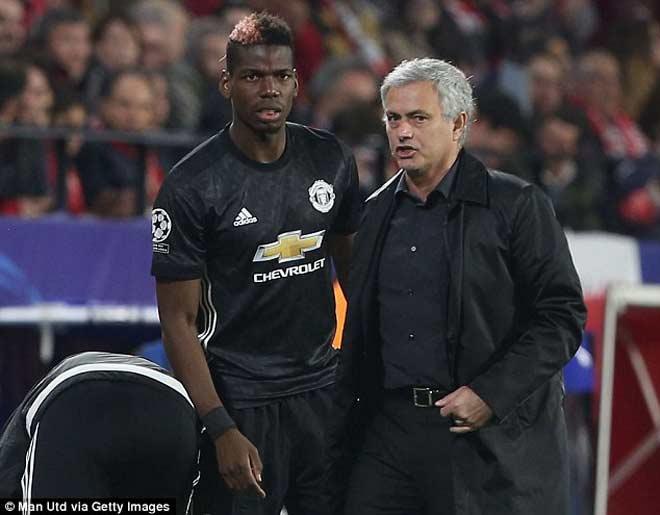 """Góc chiến thuật Sevilla – MU: Mourinho yếu bóng vía, """"Đấng cứu thế"""" De Gea - 1"""