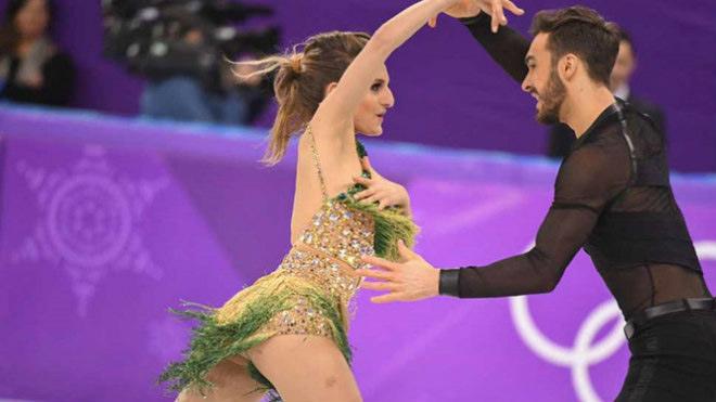 """Môn thể thao """"đỏ mặt"""" nhất Olympic: Dàn mỹ nhân khoe đường cong táo bạo - 1"""