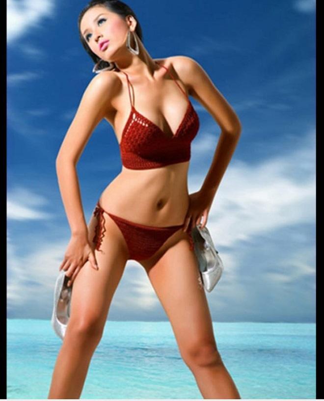 Mai Phương Thúy khoe lại ảnh bikini hot nhất trong suốt 11 năm làm hoa hậu - hình ảnh 4