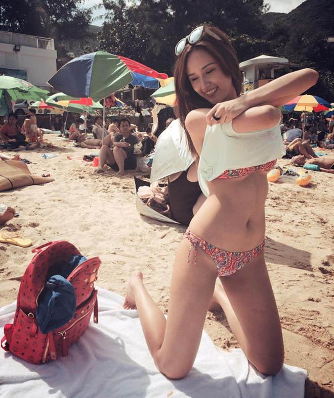 Mai Phương Thúy khoe lại ảnh bikini hot nhất trong suốt 11 năm làm hoa hậu - hình ảnh 6