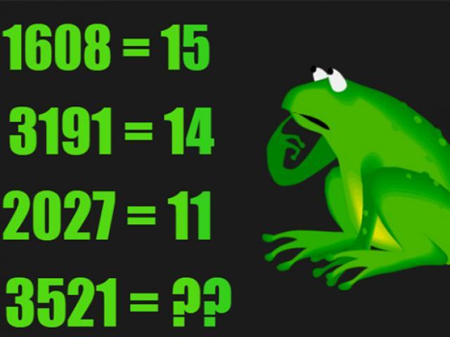 Kiểm tra khả năng tư duy, đánh giá chỉ số IQ của bạn bằng 5 câu hỏi sau