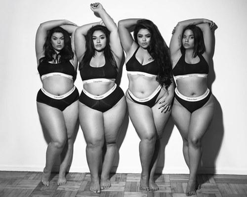 Mẫu béo bắt chước ảnh thời trang của chị em Kardashian và cái kết bất ngờ - hình ảnh 3
