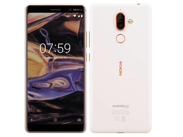 CHÍNH THỨC: Ra mắt Nokia 8 Sirocco và Nokia 7 Plus, nhiều điểm hấp dẫn