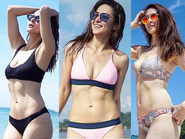 Người đàn bà đẹp nhất Philippines khoe múi bụng quá đỗi sexy
