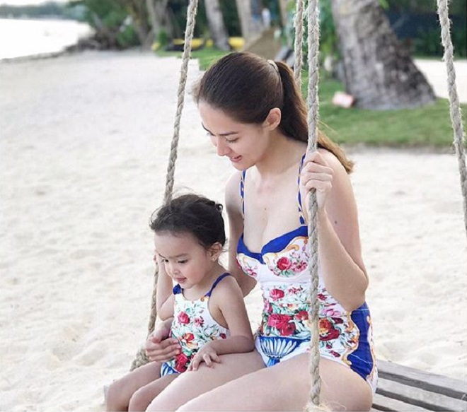 Người đàn bà đẹp nhất Philippines khoe múi bụng quá đỗi sexy - hình ảnh 4