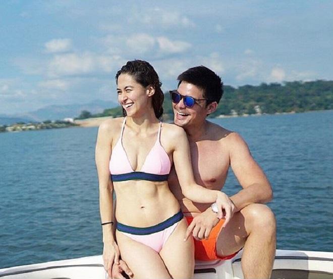 Người đàn bà đẹp nhất Philippines khoe múi bụng quá đỗi sexy - hình ảnh 3