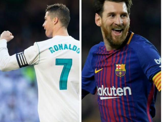 Tiêu điểm vòng 25 La Liga: Ronaldo chơi đẹp, Messi khắc tên vào lịch sử