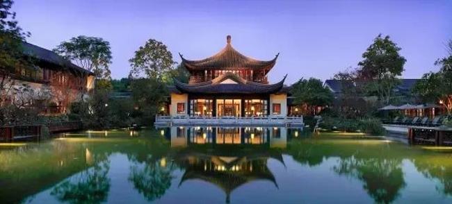 Khách sạn Bốn Mùa Tây Hồ, Hàng Châu