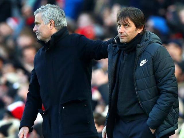 """MU thắng ngược Chelsea: Mourinho """"đổi bài sốc"""", đẩy Conte sát bờ vực thẳm"""