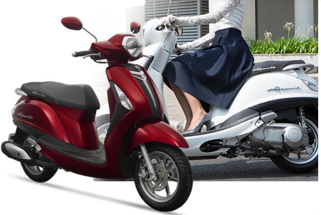 Bảng giá xe Yamaha sau Tết: Giảm giá, khuyến mãi kích cầu - 1