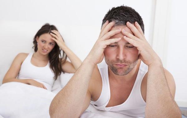 Hậu quả giật mình do tiểu đêm và sinh lý yếu - 1