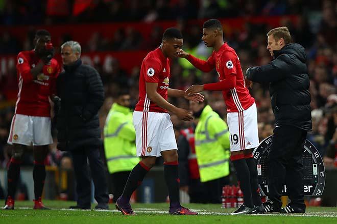 """Siêu dự bị MU: """"Những lưỡi dao sắc lẹm"""" trong tay áo Mourinho - 1"""