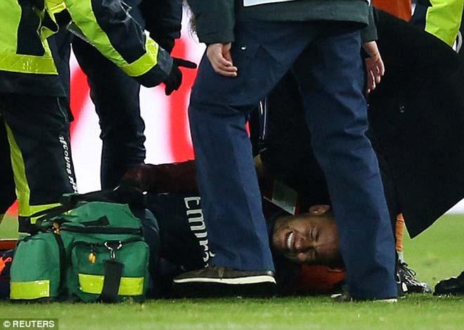 """Thuyết âm mưu: Neymar """"diễn sâu"""", khổ nhục kế gây sốc Real - Ronaldo - 1"""