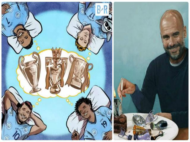 Man City vô địch League Cup: Lịch sử gọi tên Pep, Aguero, nhấn chìm Wenger
