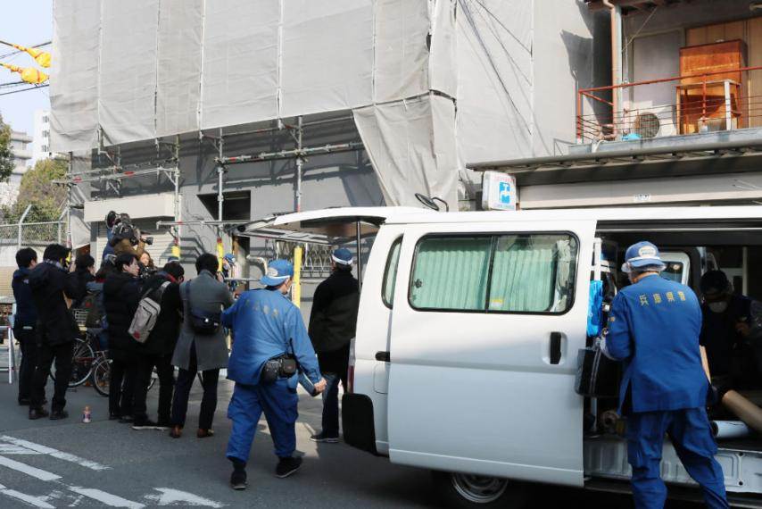Khám căn hộ, cảnh sát Nhật phát hiện điều kinh hoàng trong vali - 1