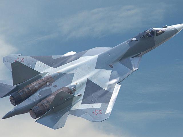 Hé lộ mục đích Nga đưa chiến đấu cơ tối tân Su-57 tới Syria