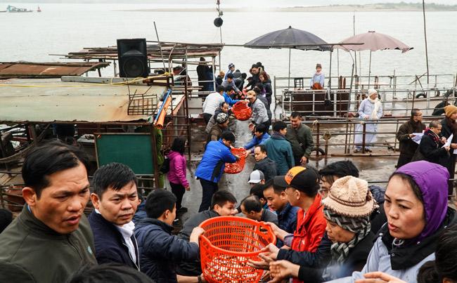 Ban tổ chức nói về nguồn gốc 5.000 con cá trong lễ phóng sinh gây tranh cãi - 1