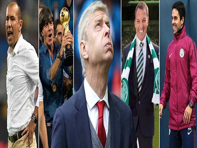 Tin HOT bóng đá tối 27/2: Lộ diện ứng viên thay HLV Wenger tại Arsenal
