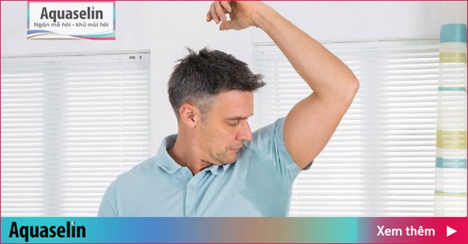 Tăng tiết mồ hôi và mùi hôi vùng nách có điều trị dứt điểm được không? - 1